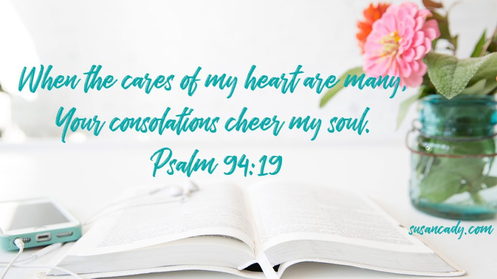 Psalm 94-19