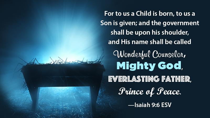 Isaiah 9_6_Mighty God