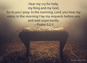 Psalm 5_Humble King