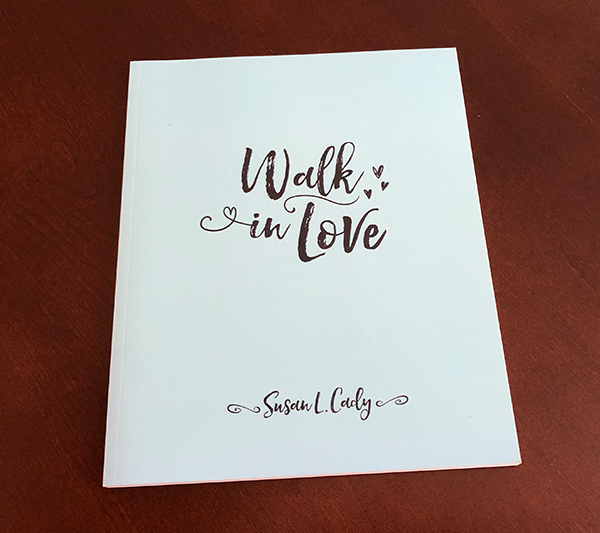 Walk in Love Giveaway